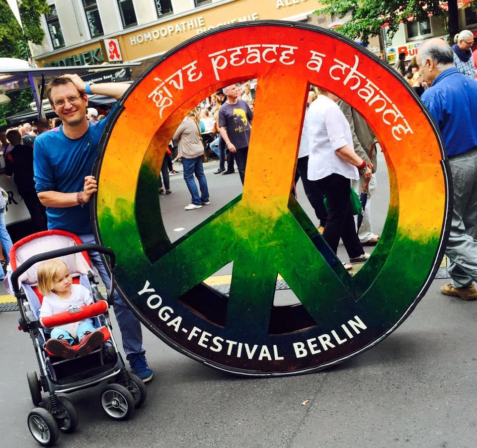 Yogafestival Berlin 2015