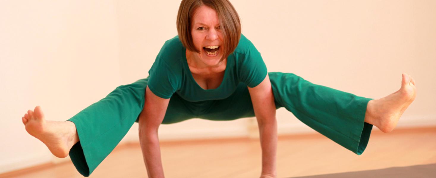 der Yogablog von yoga108