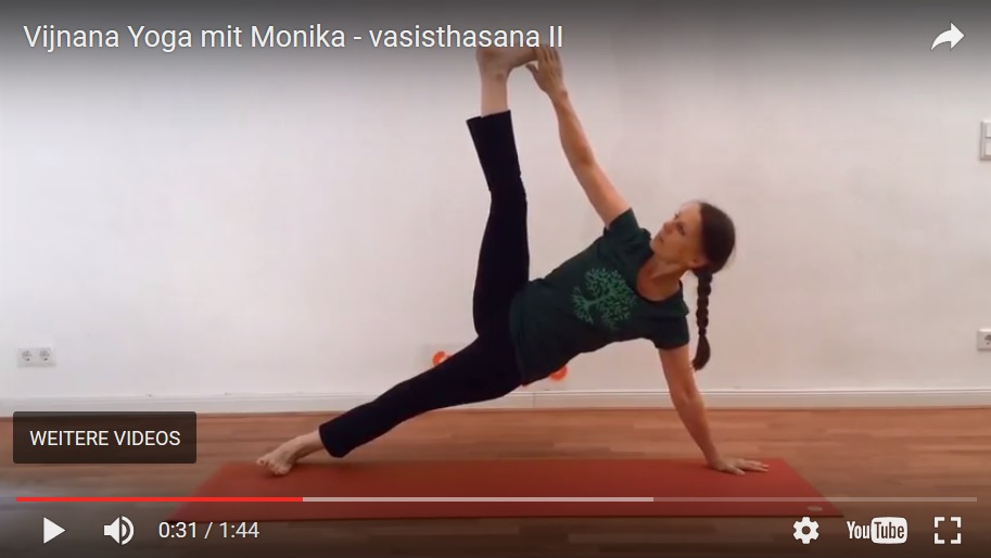 Vasisthasana II