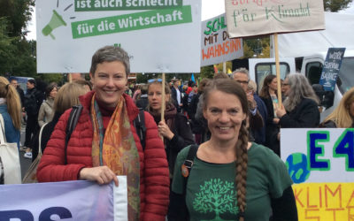 Klimastreik in Berlin